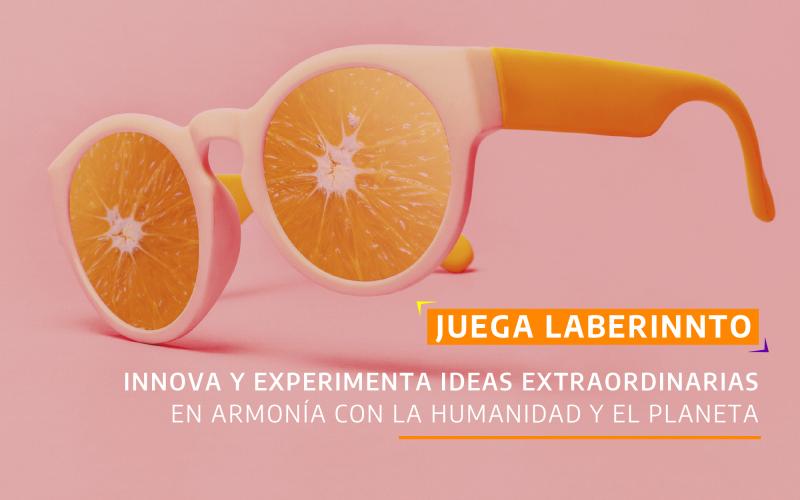 ¡Innova y experimenta ideas extraordinarias en armonía con la humanidad y el planeta!
